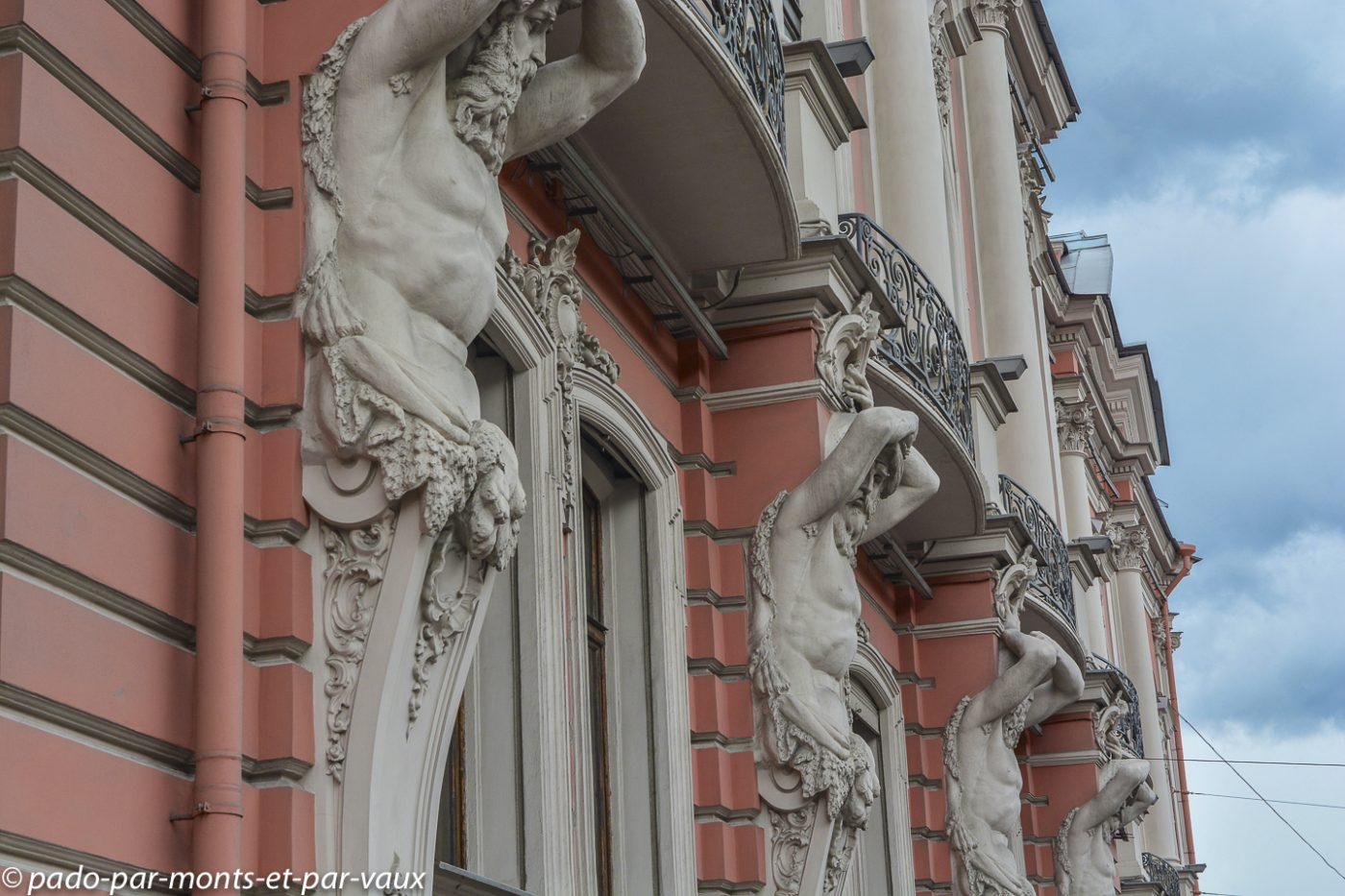 2015 - Saint Pétersbourg - Palais Belosselski