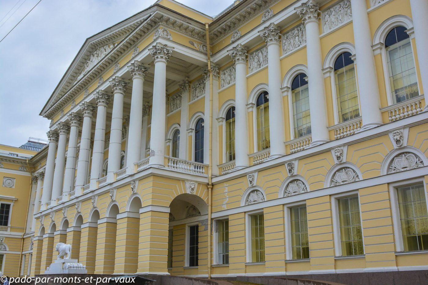 2015 - Saint Pétersbourg -  Musée Russe