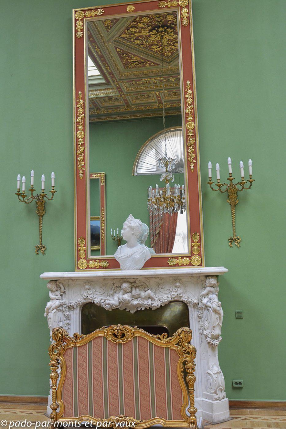 Saint Pétersbourg - Palais Youssoupov