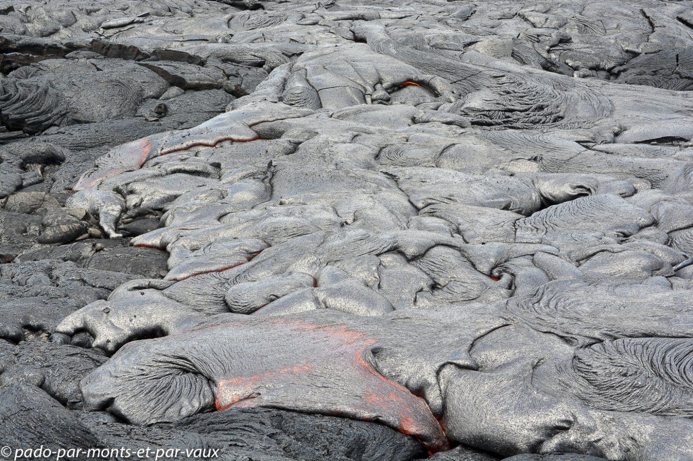 Big Island - Epic lava tour