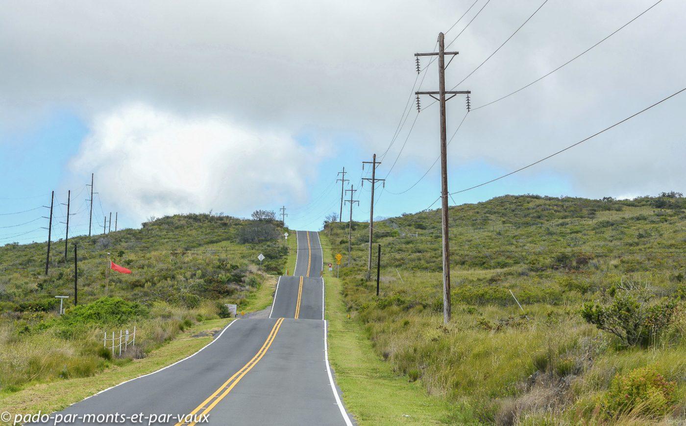 Big Island -  Saddle road