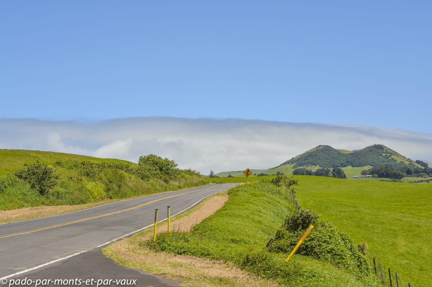 Big Island -  route 250