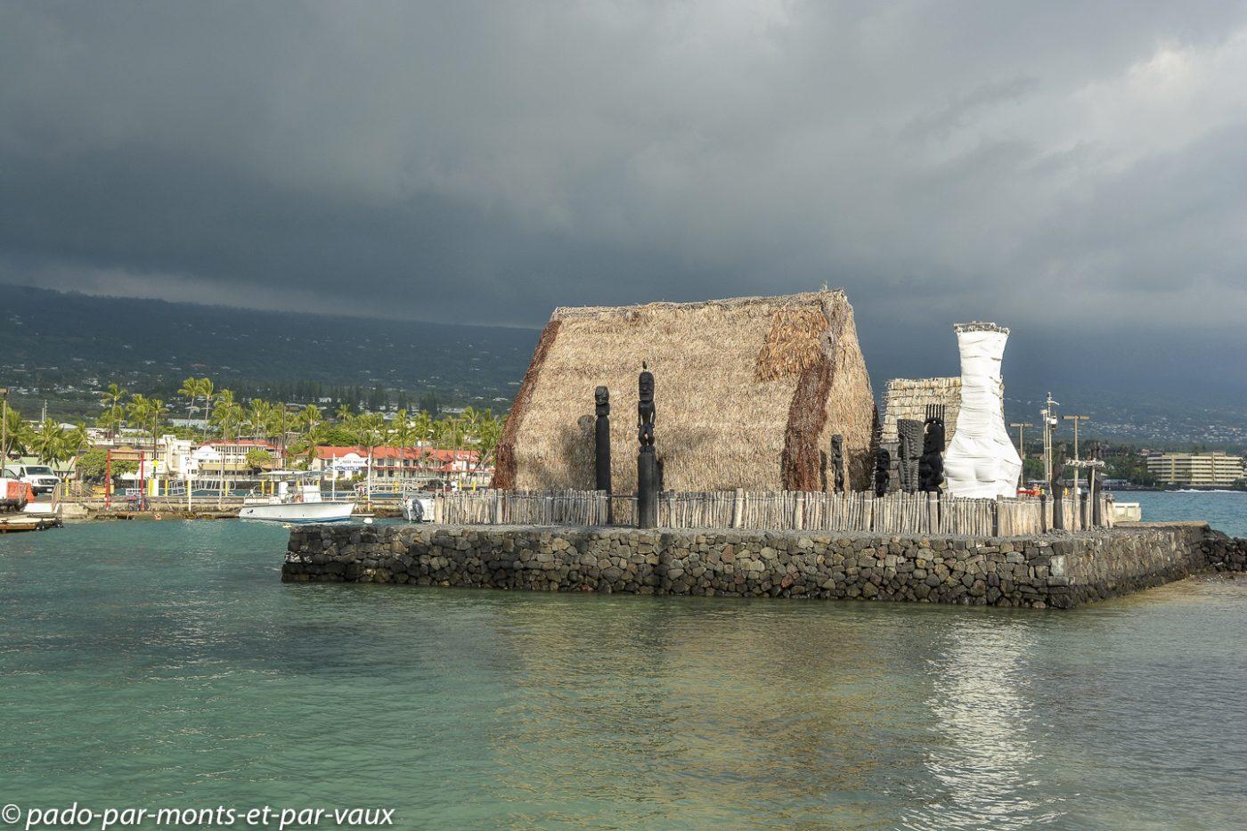 Big Island -  Kona - Ahu'ena Helau