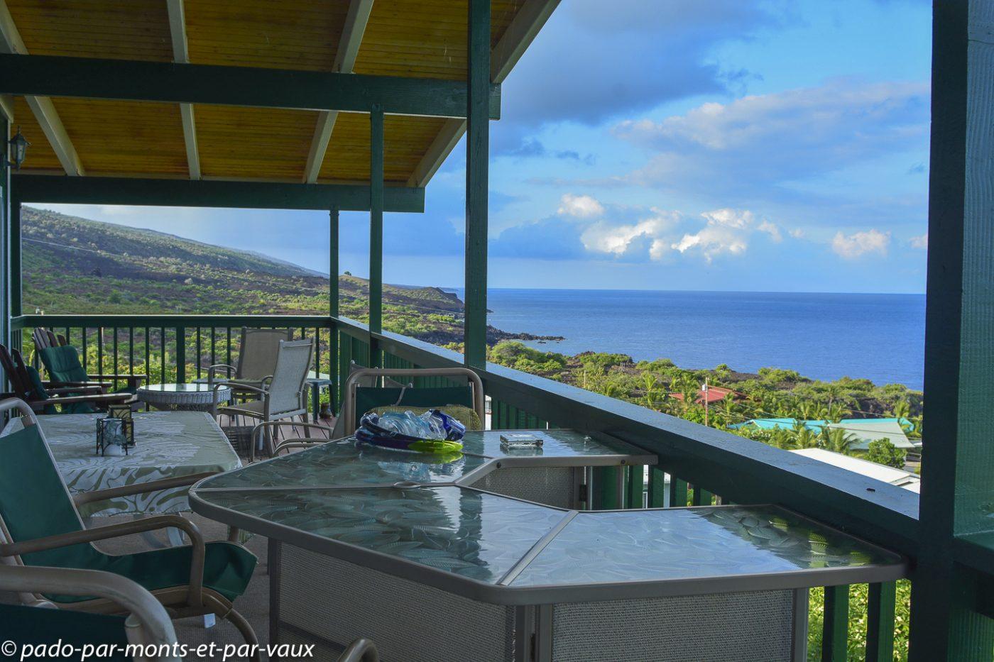 Big Island - Paradise cove