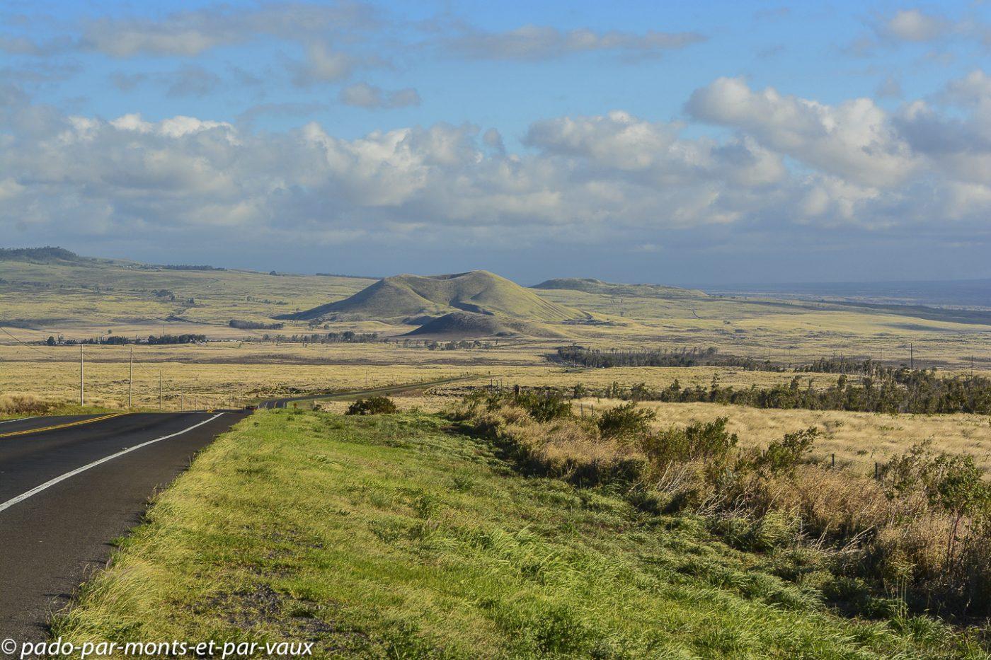 Big Island -  Route 190