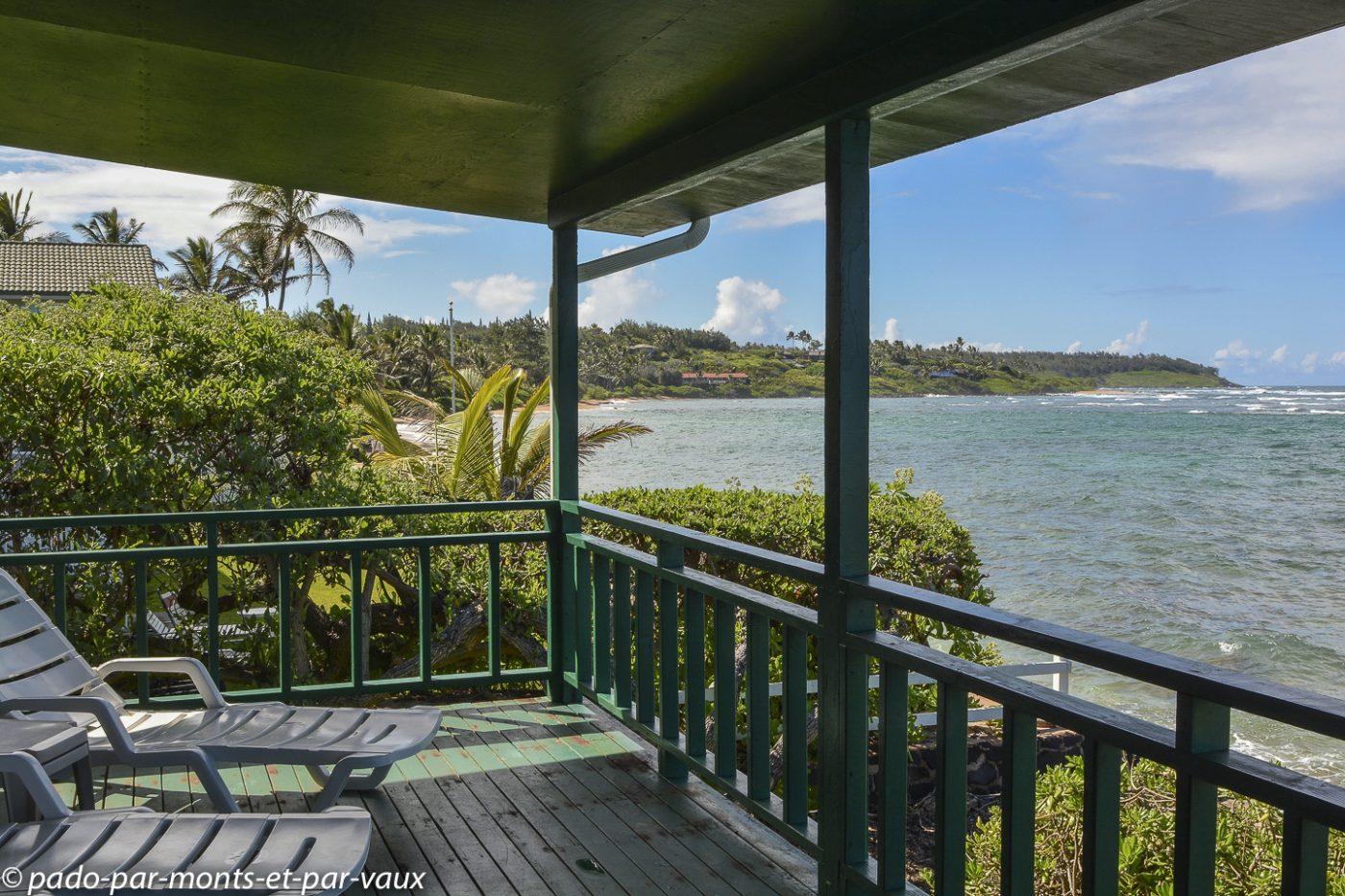 2014 - Kauai - maison à Anahola