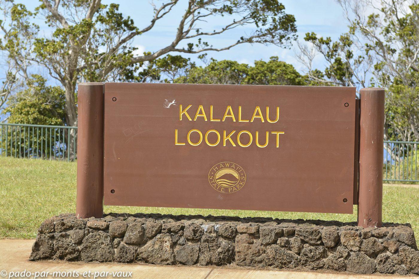 Kauai -  Kokee state park