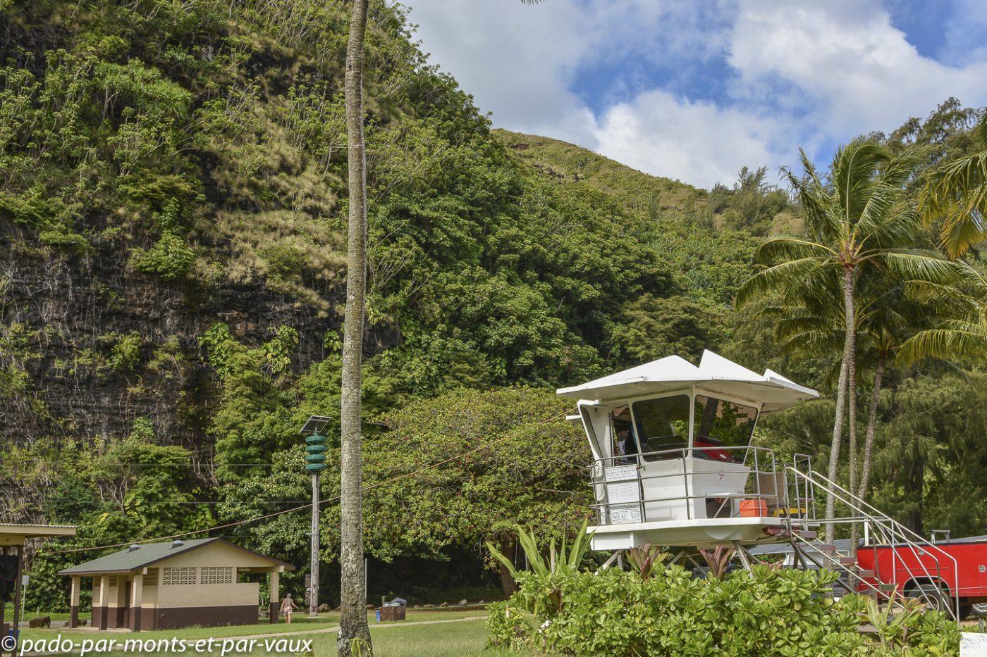 Kauai - Kee beach