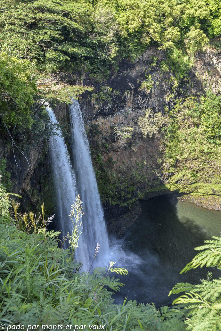 Kauai - Wailua falls