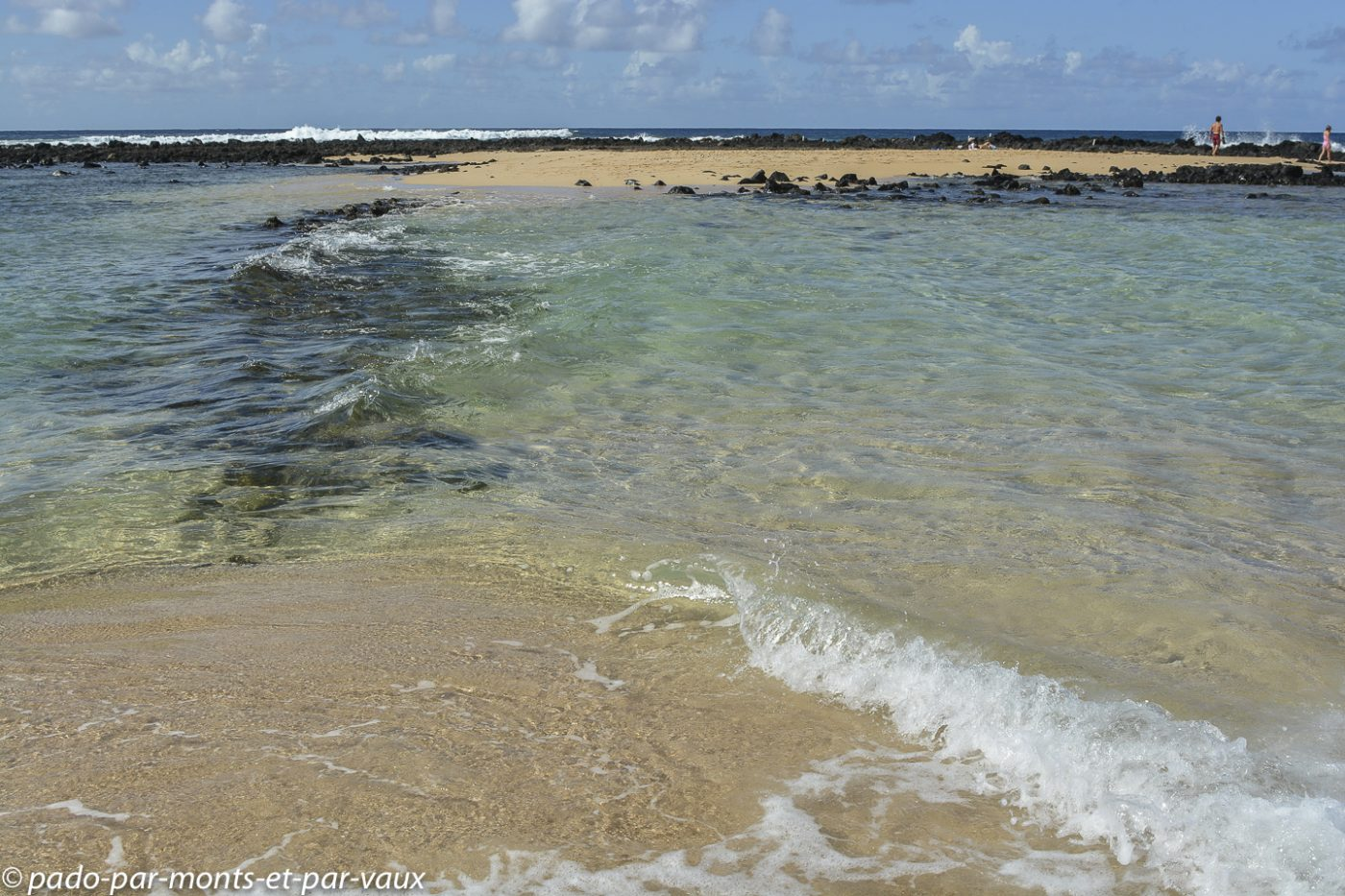 Kauai - Poipu beach park