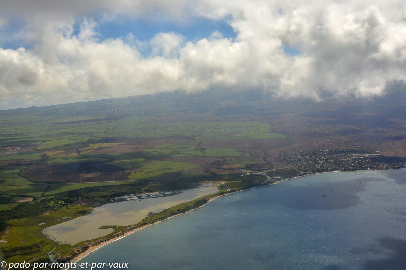 Vol Kauai - Maui
