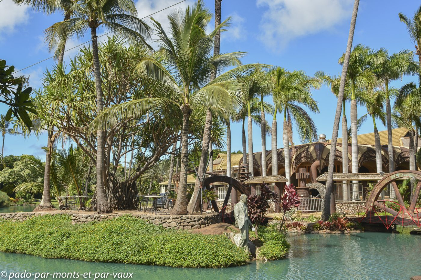 Maui - Maui tropical plantation