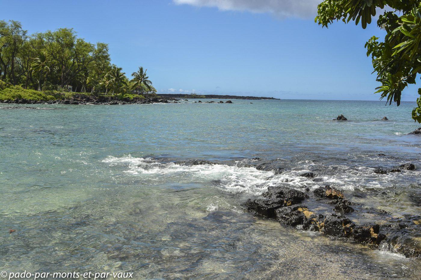 Maui -  Ahihi kina'u reserve