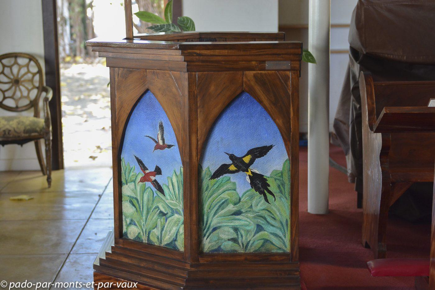 Maui -  Lahaina - Holy innocent's episcopal church