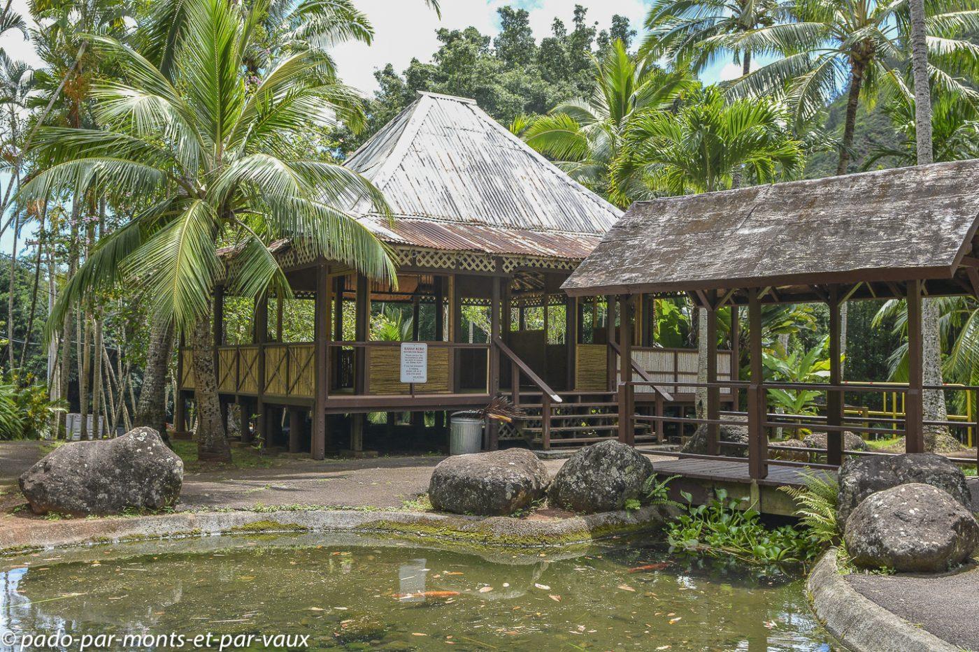 Kepaniwai gardens
