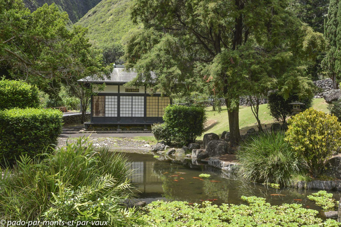 Maui - Kepaniwai heritage gardens