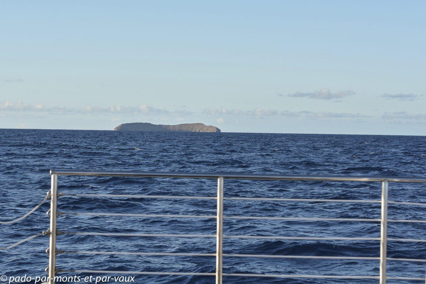 Maui - En bateau vers le Molokini