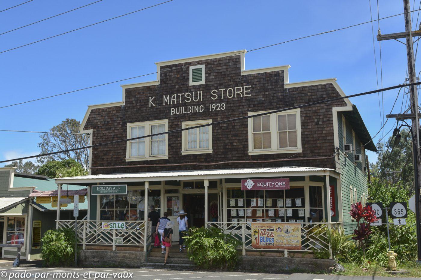 Maui - Makawao