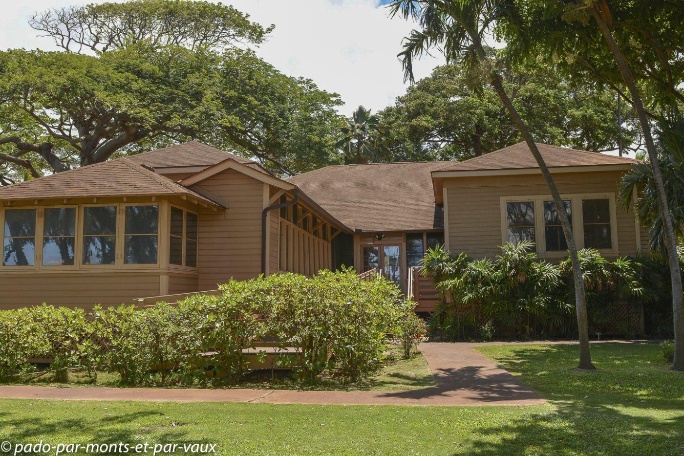 Maui - Musée de la canne à sucre