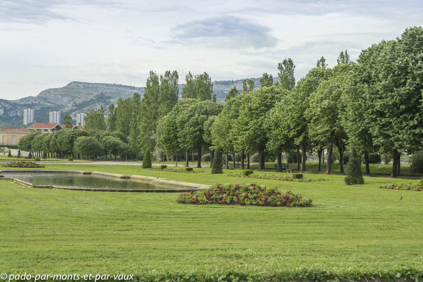 Parc Borely - Marseille