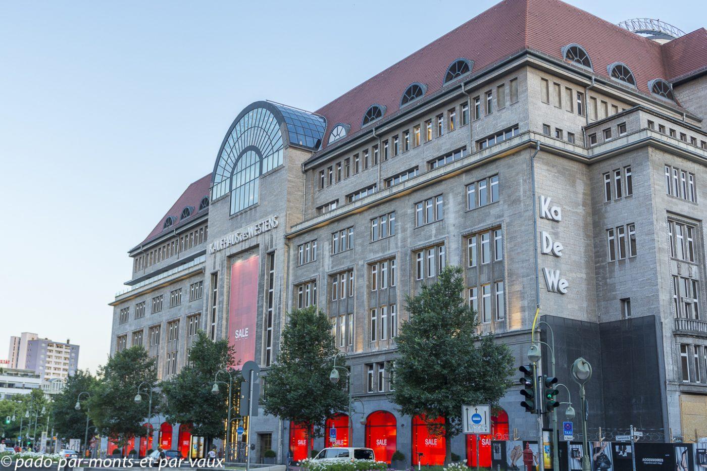 Berlin - Ka De We