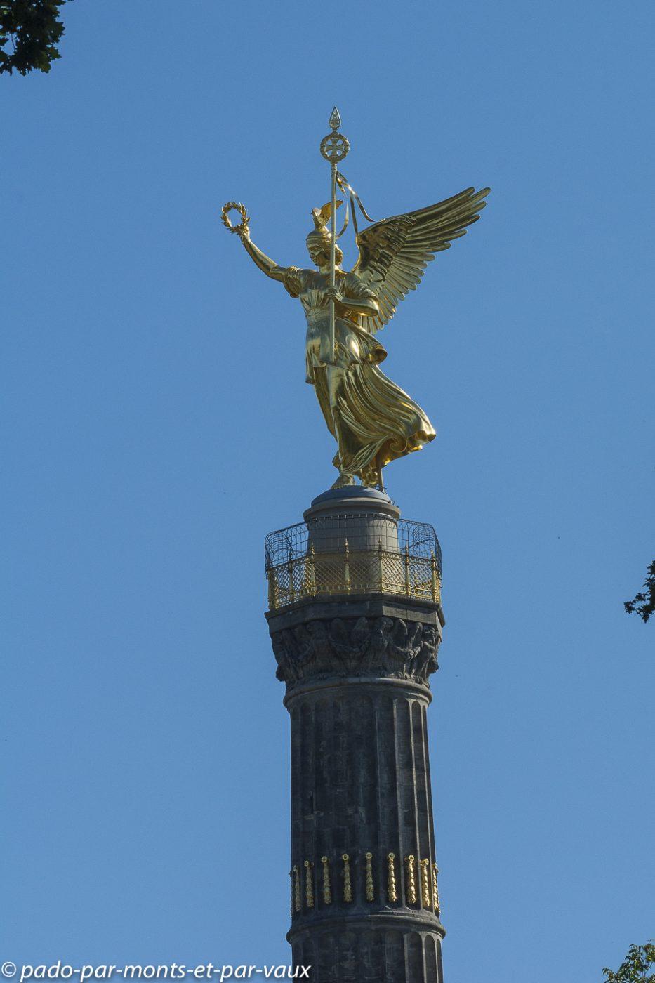 Berlin - colonne de la victoire