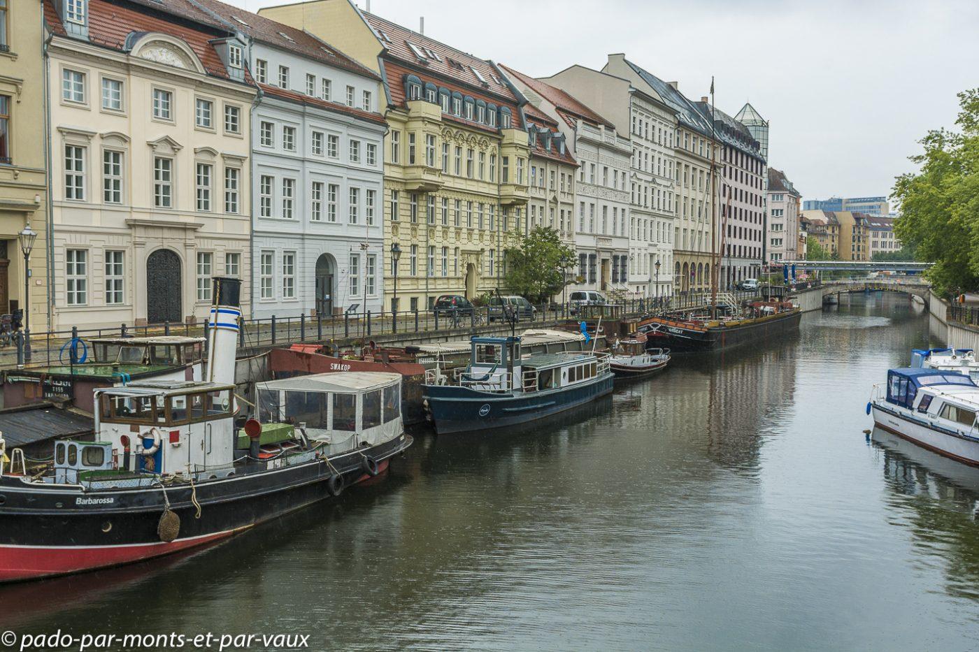 Berlin - Märkisches Ufer