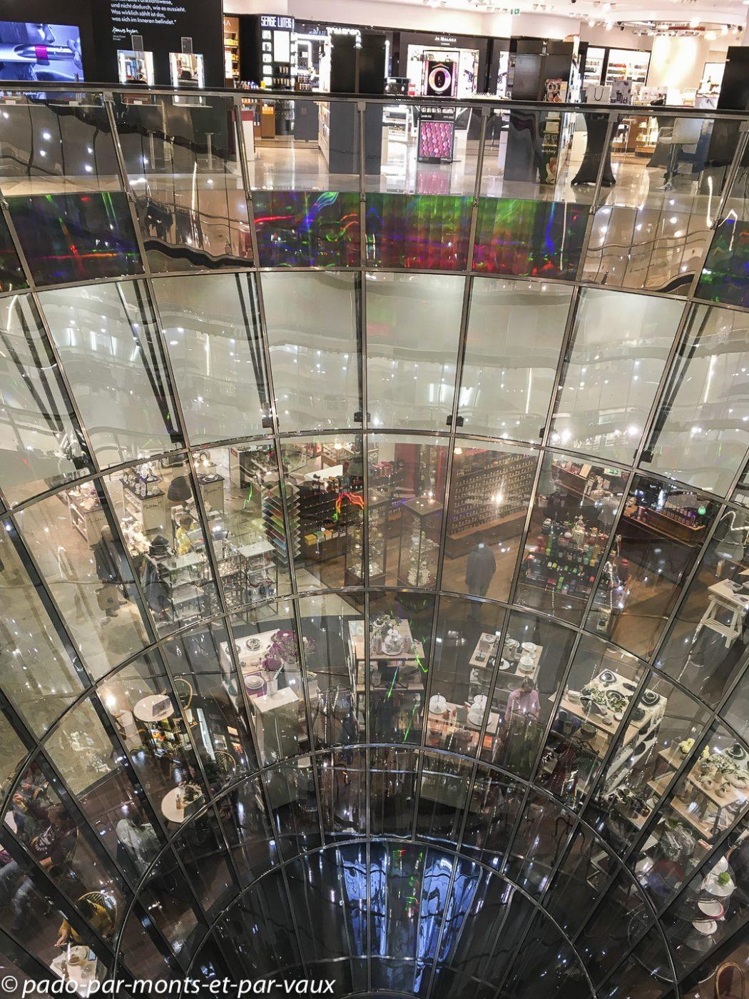 Berlin - Nouvelles Galeries