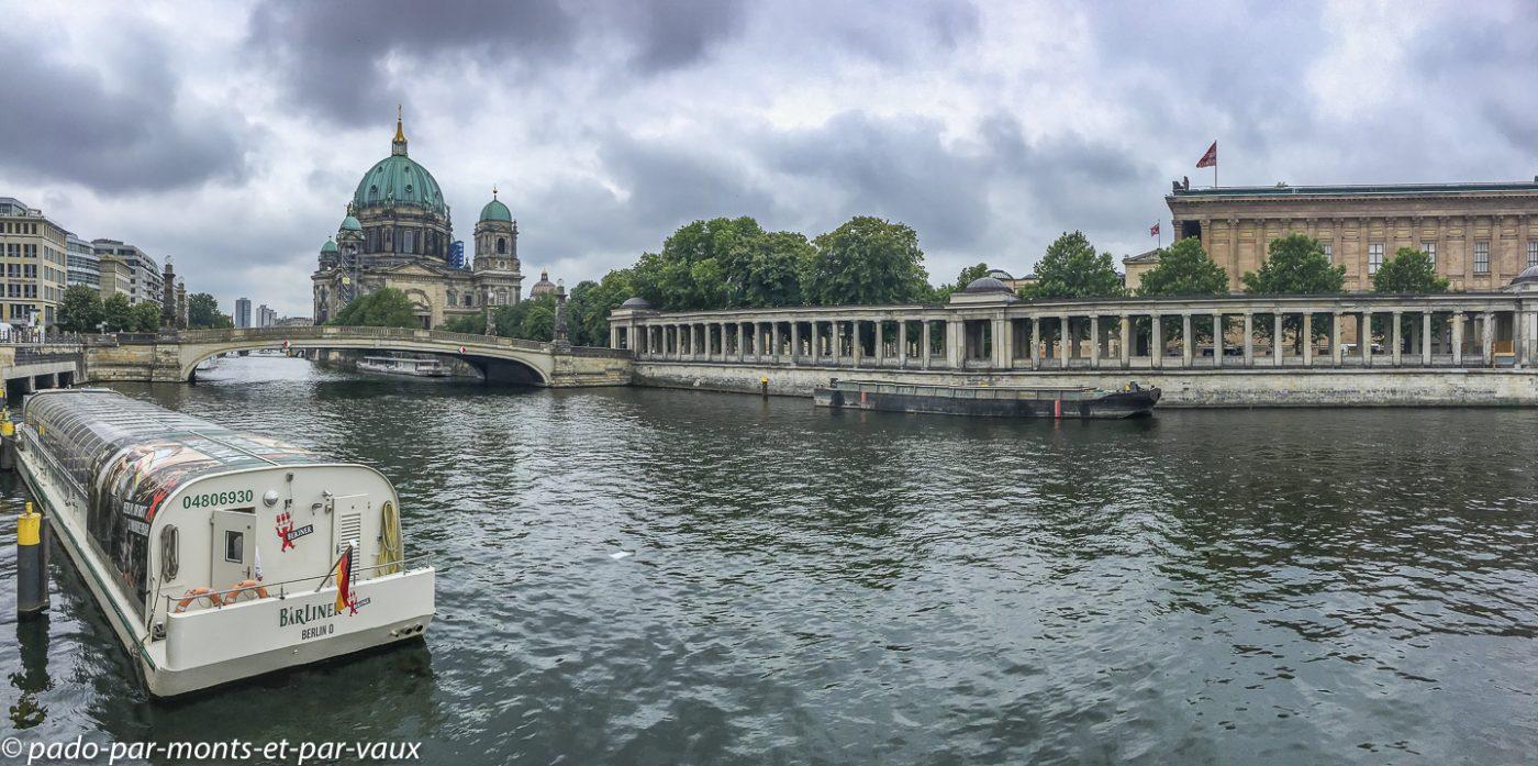 Berlin - Ile aux musées