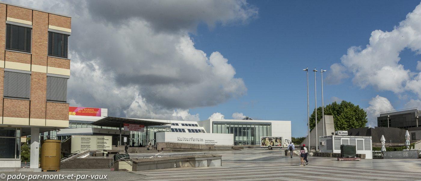 Berlin - Kulturforum