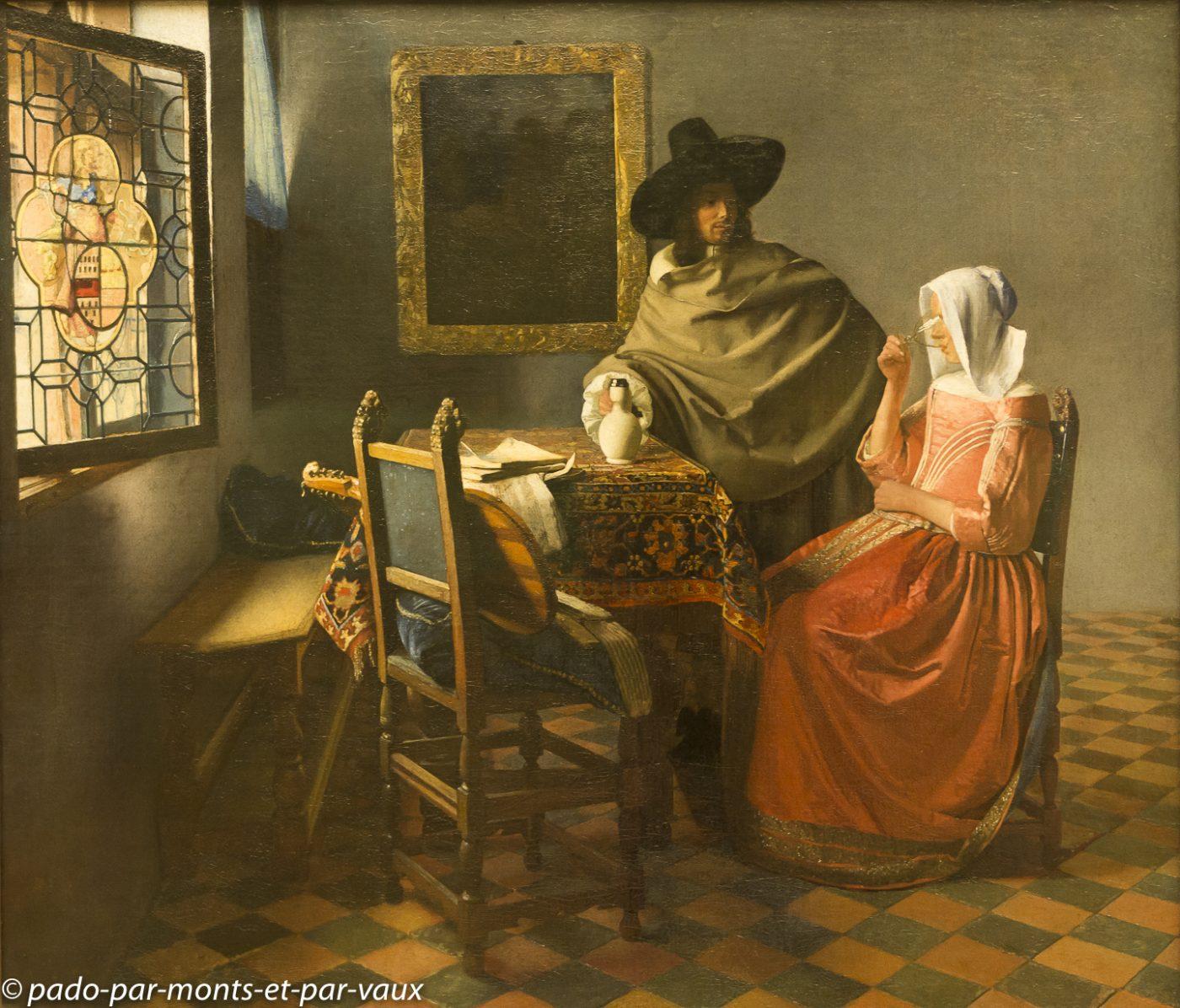 Berlin - Pinacothèque - Vermeer