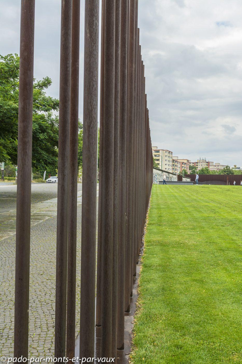 Mémorial du mur