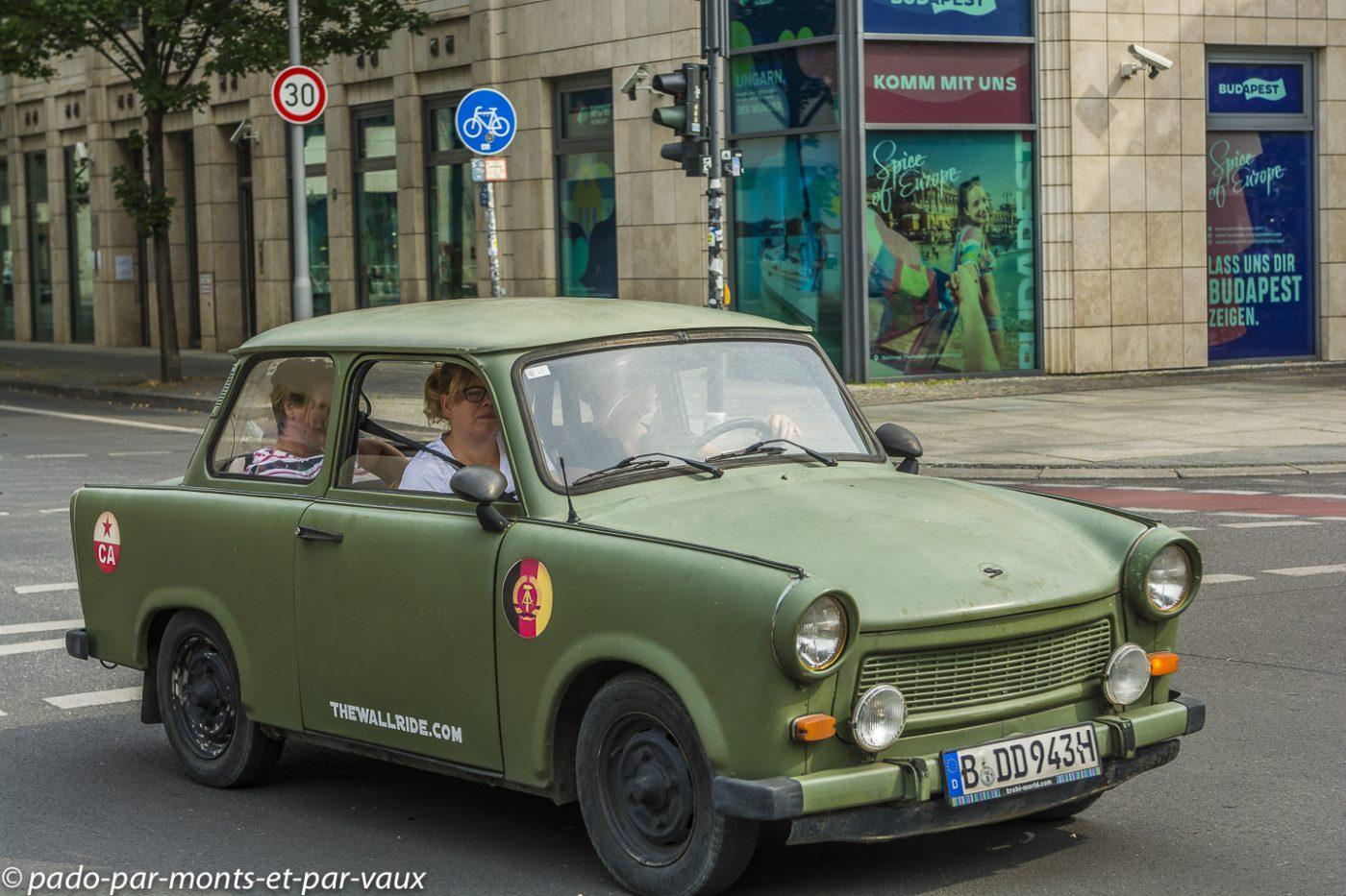 Berlin Trabant