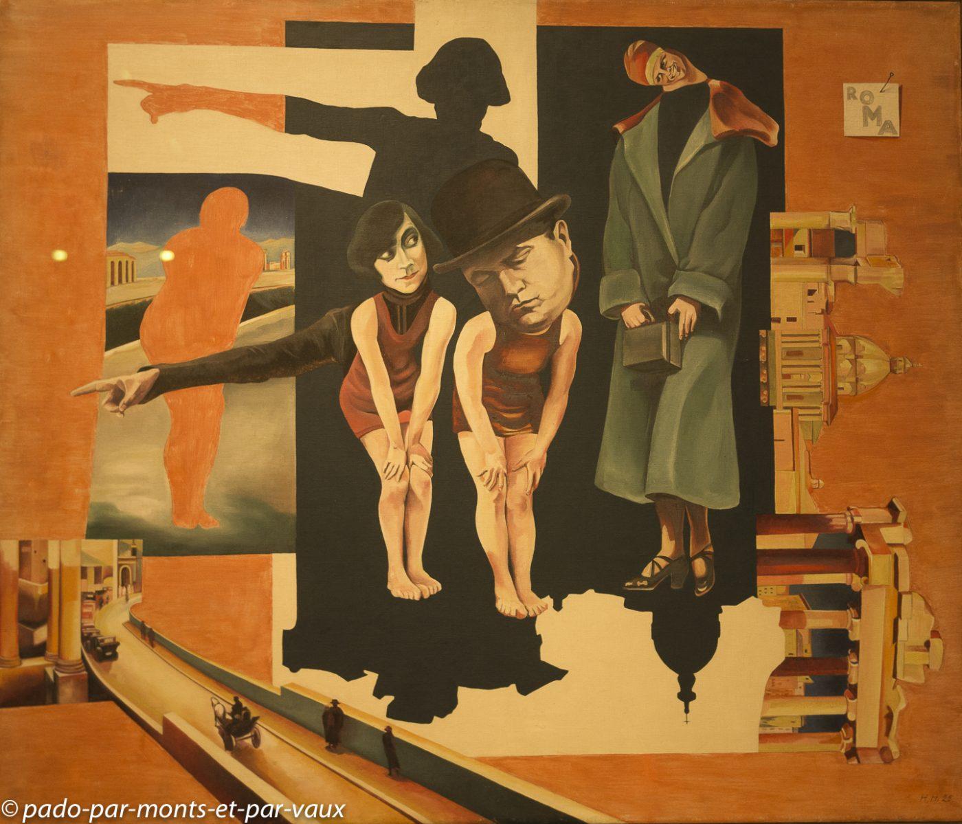 Berlin - Berlinische Galerie - Hanna Hoch
