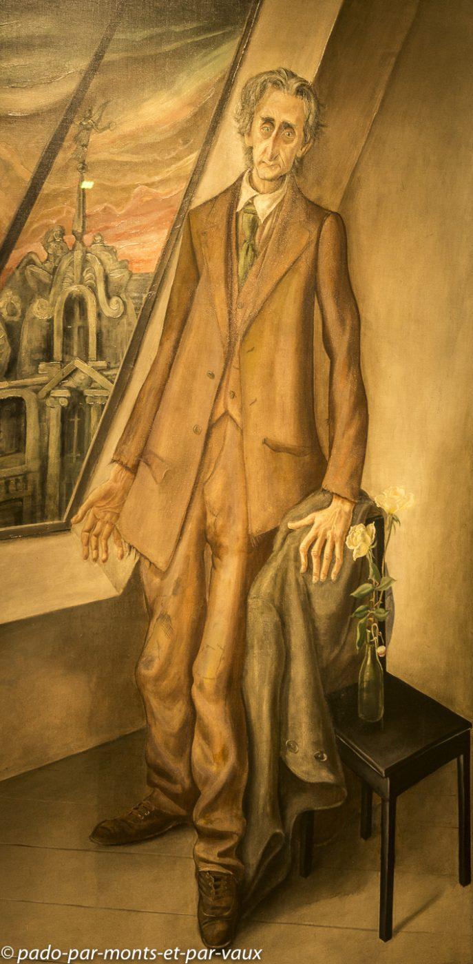 Berlin - Berlinische Galerie - Otto Dix