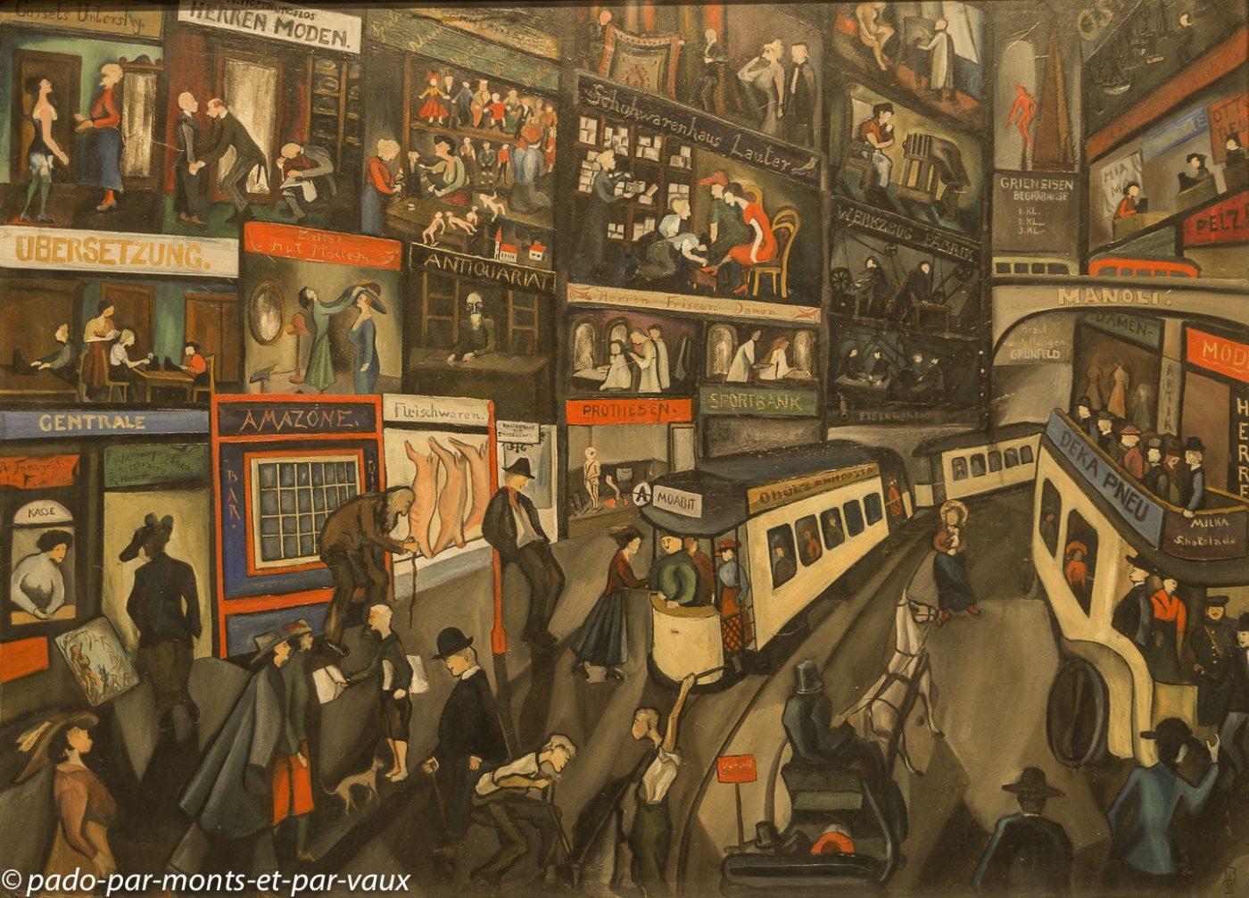 Berlin - Berlinische Galerie - Nikolaus Braun