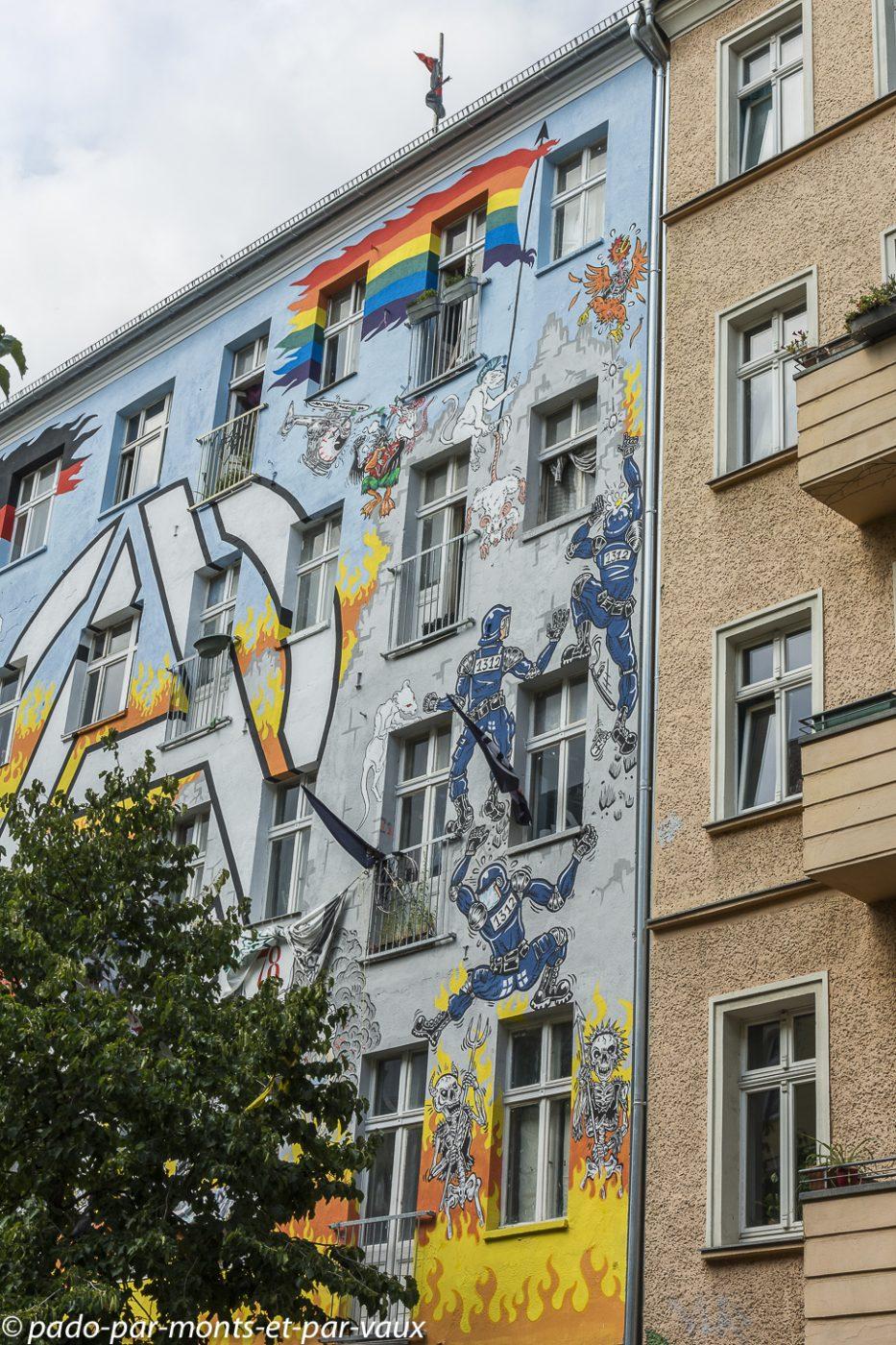 Berlin - Friedrichschain