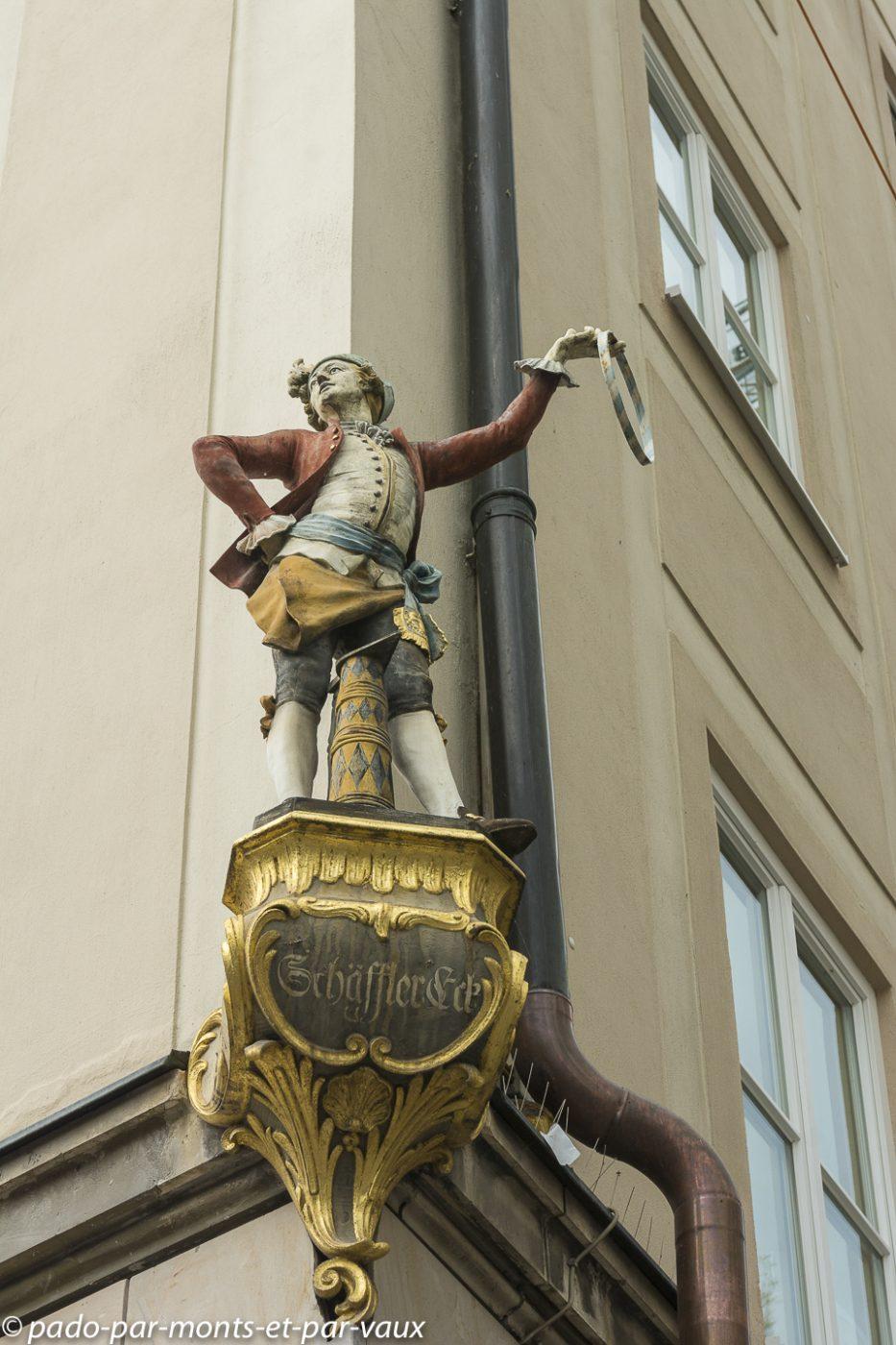Munich -  Marientplatz