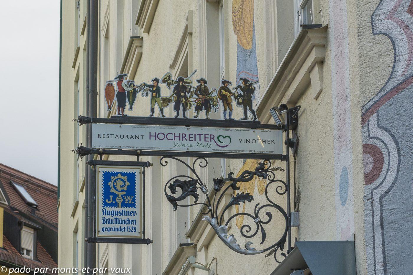 Munich -  vieille ville