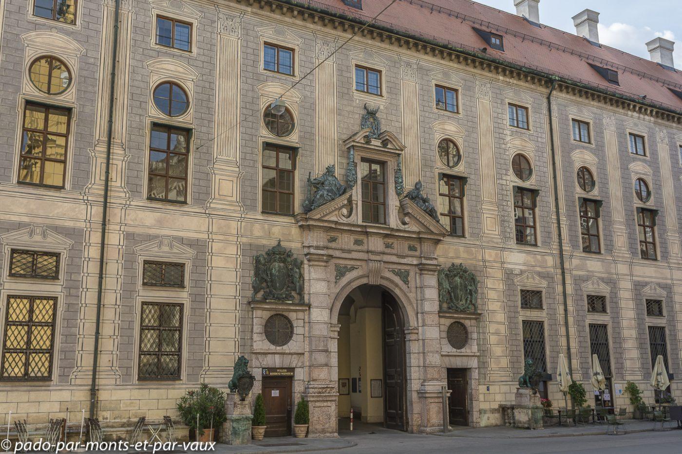 Munich - Résidence
