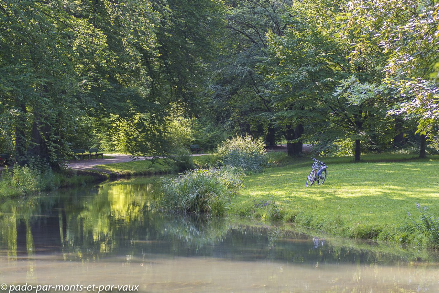 Munich - Jardin anglais