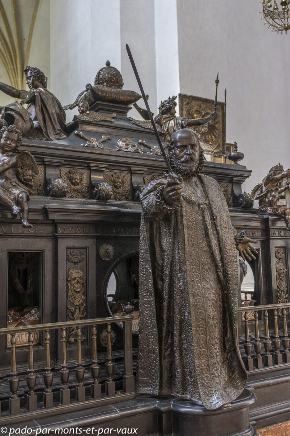 Munich - Cathédrale Notre Dame