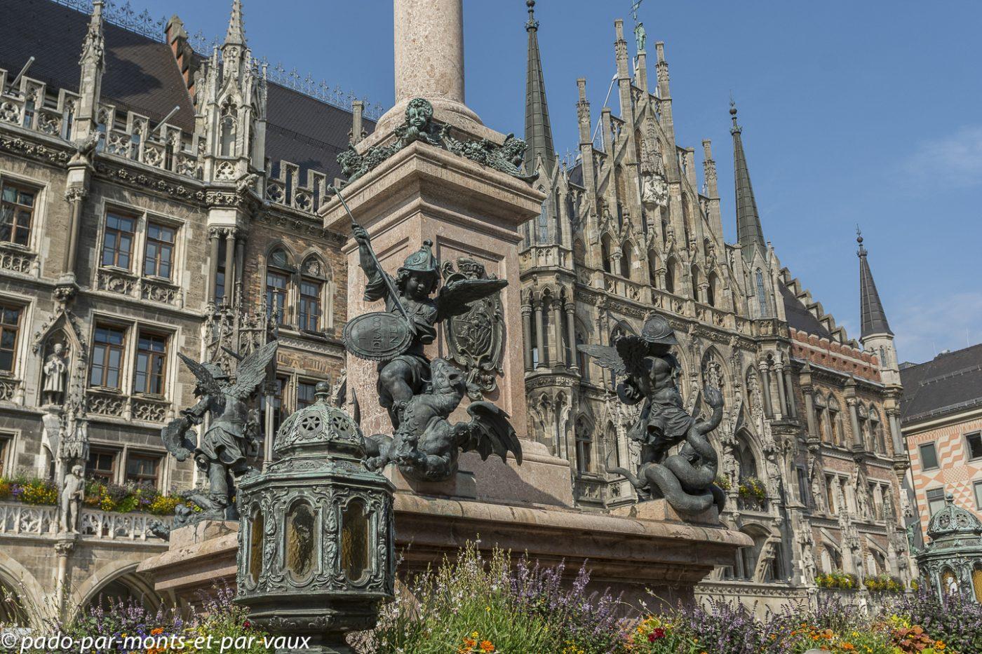 Munich - Rathaus