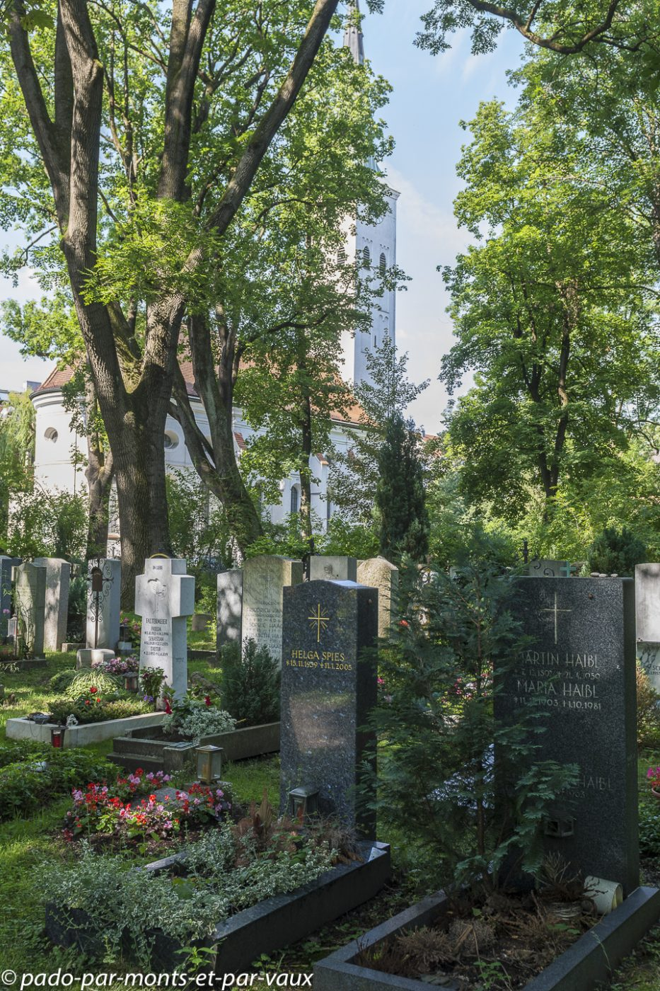 Munich - cimetière de Haidhausen