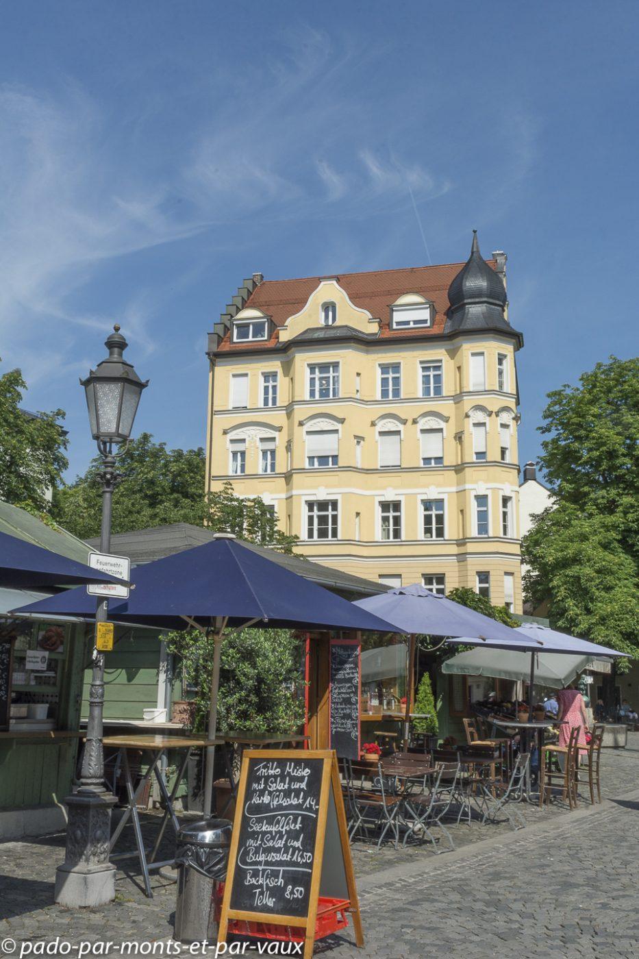 Munich - Haidhausen