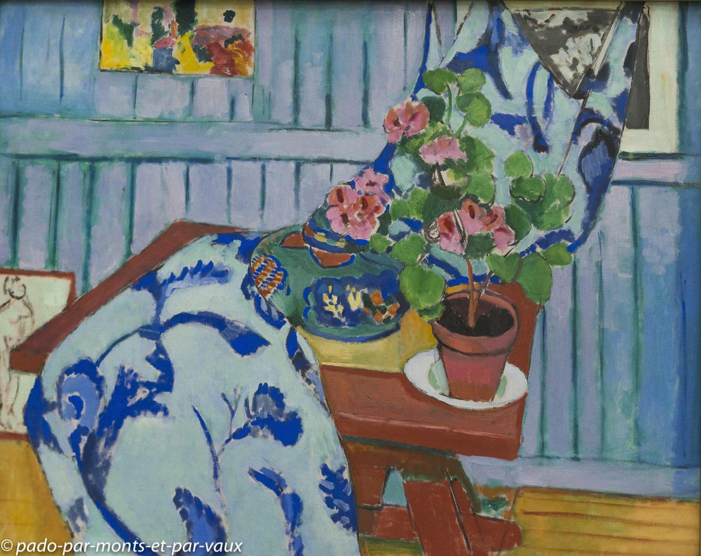 Munich pinacothèque d'art moderne - Matisse