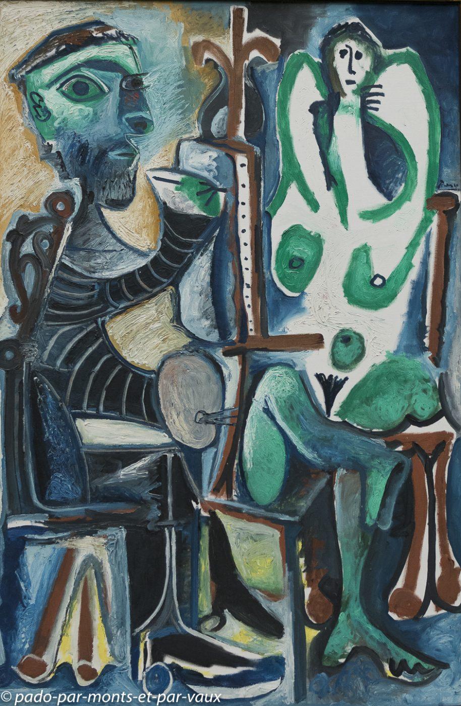 Munich pinacothèque d'art moderne - Picasso