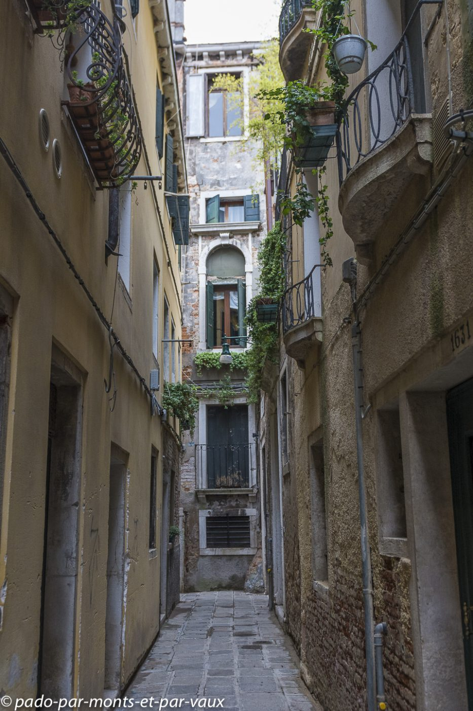 Venise - notre logement