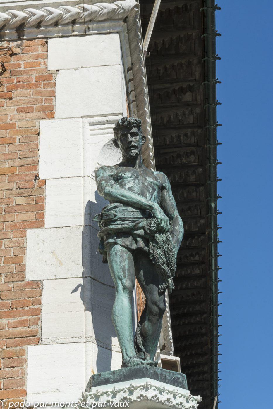 Venise - marché du Rialto