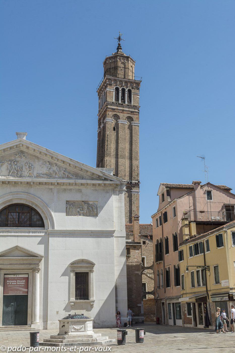 Venise - Campo San Maurizio